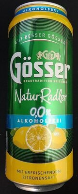 Natur Radler Alkoholfrei - Produkt - de
