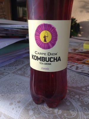 Kombucha, Classic - Produit