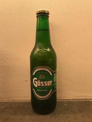 Gösser Märzen - Produit