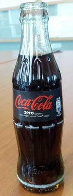 Coca-cola zéro - Produit - fr