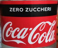 Coca cola zero - Prodotto - it