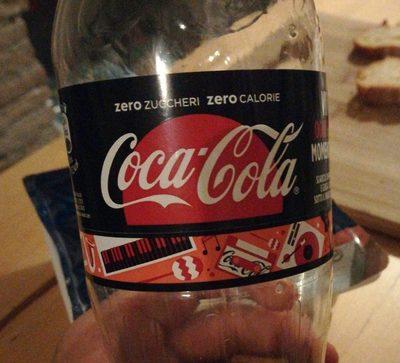 Coca Cola Zero Zucker - Prodotto - it