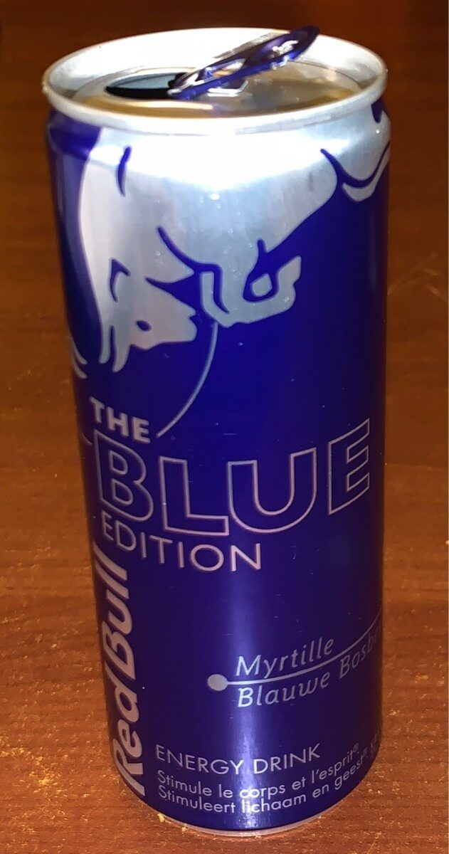 Red Bull Energy Blue Cans 25CL - Product