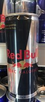 Red bull zero calories - redbull - Product