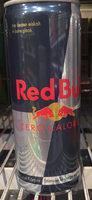 Red Bull Zéro calories - Produit