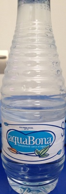 Agua mineral natural - Producte