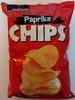 Paprika Chips - Produkt