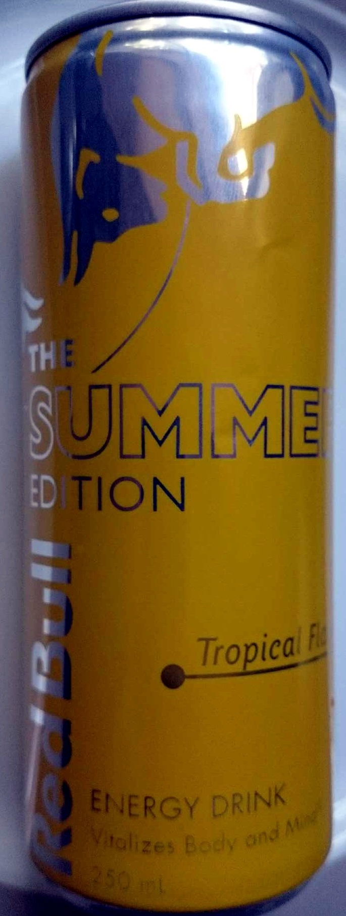 Red Bull Summer Edition Tropical Flavour - Product - en
