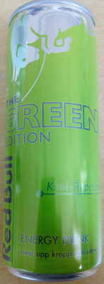 Red Bull The Green Edition - Product
