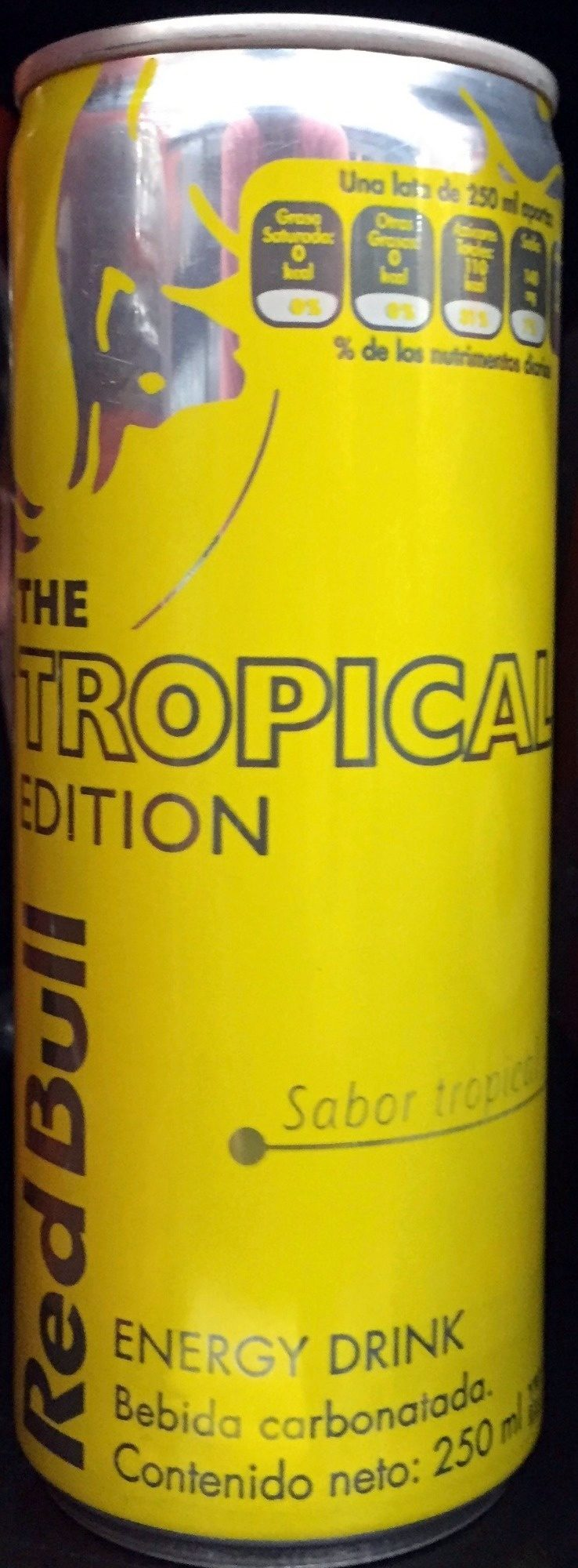 RedBull The Tropical Edition - Product