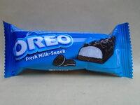 Oreo Fresh Milk Snack - Производ - ro