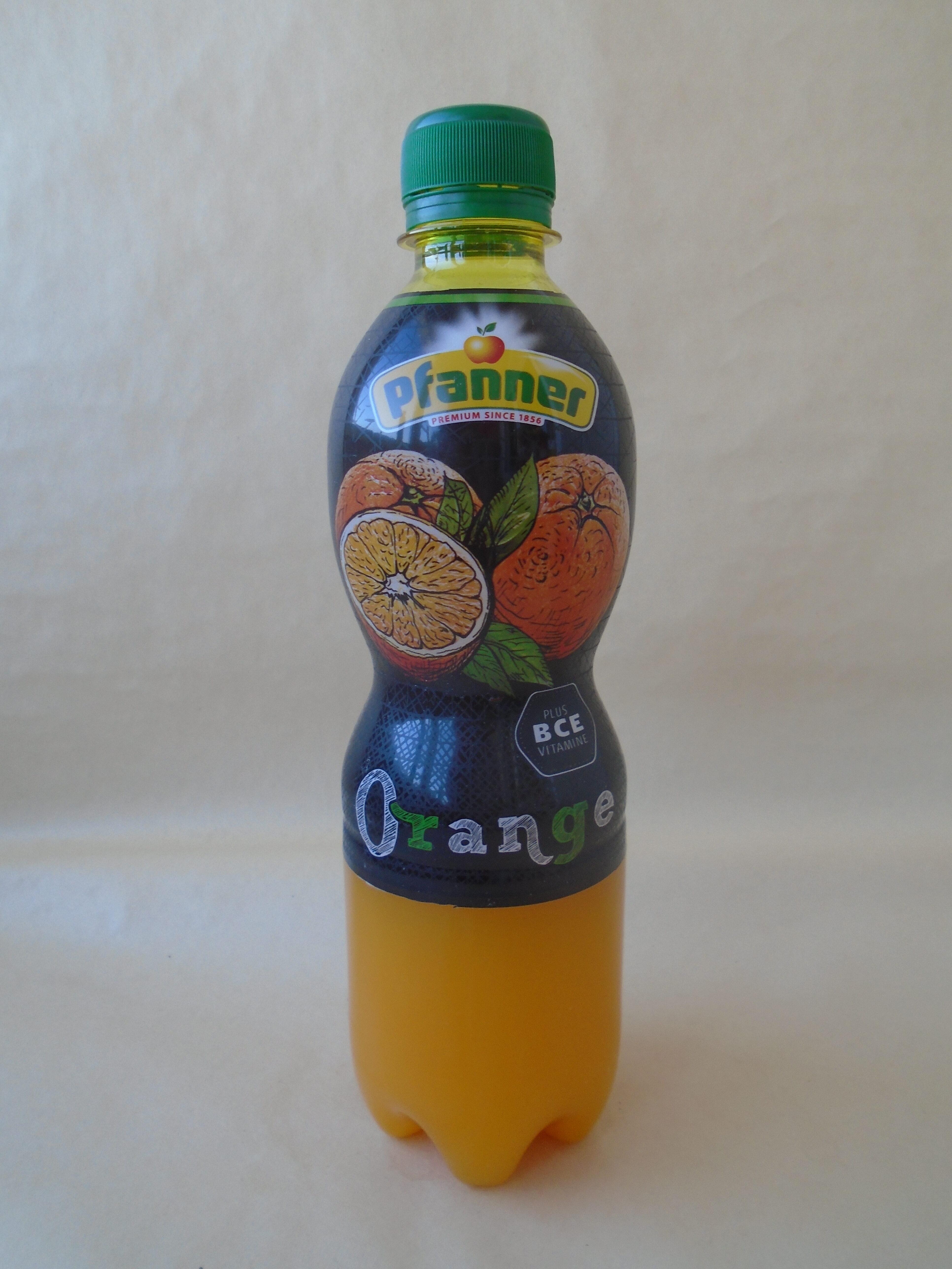Pfanner portocale - Prodotto - ro
