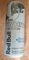 Red Bull The White Edition - Produit - fr