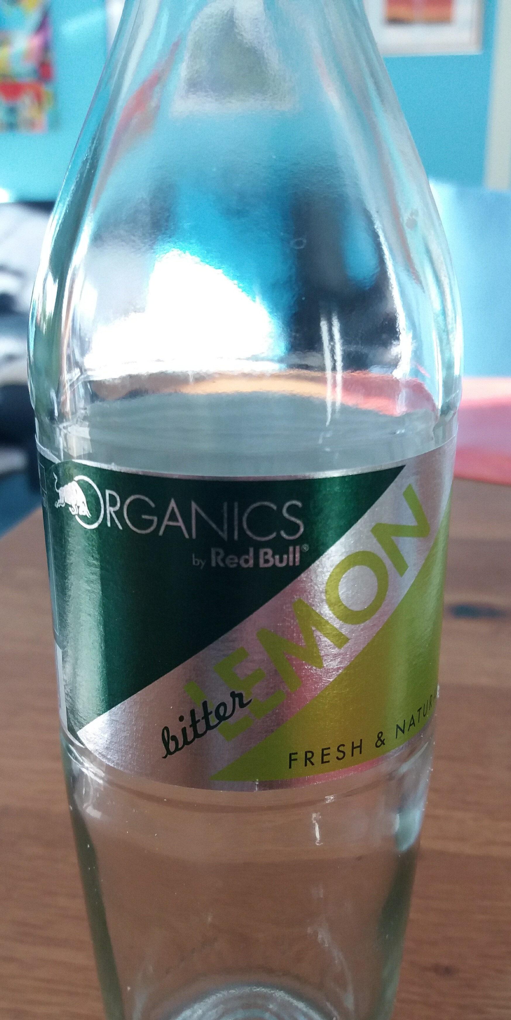 Organics Bitter Lemon - Product - de