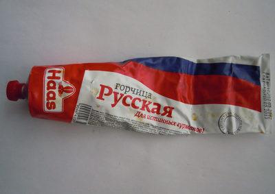Горчица Русская - Produit
