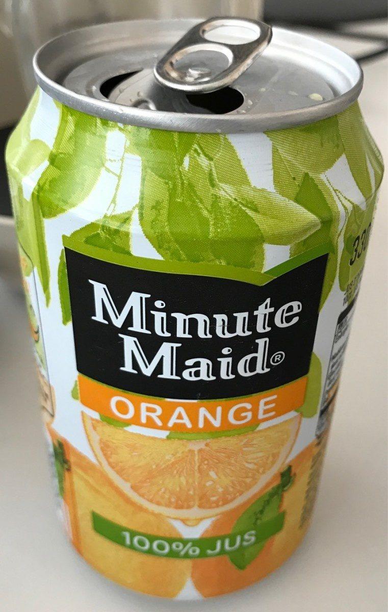 Orange - Produit