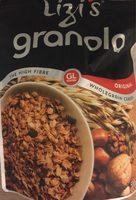 Lizi's granola - Product