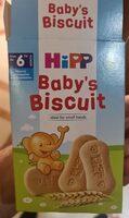 Hipp baby biscuit - Продукт - en