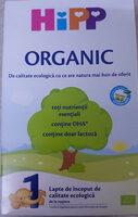 Hipp organic - Produit - ro