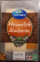 Heumilch Almbaron - Produkt