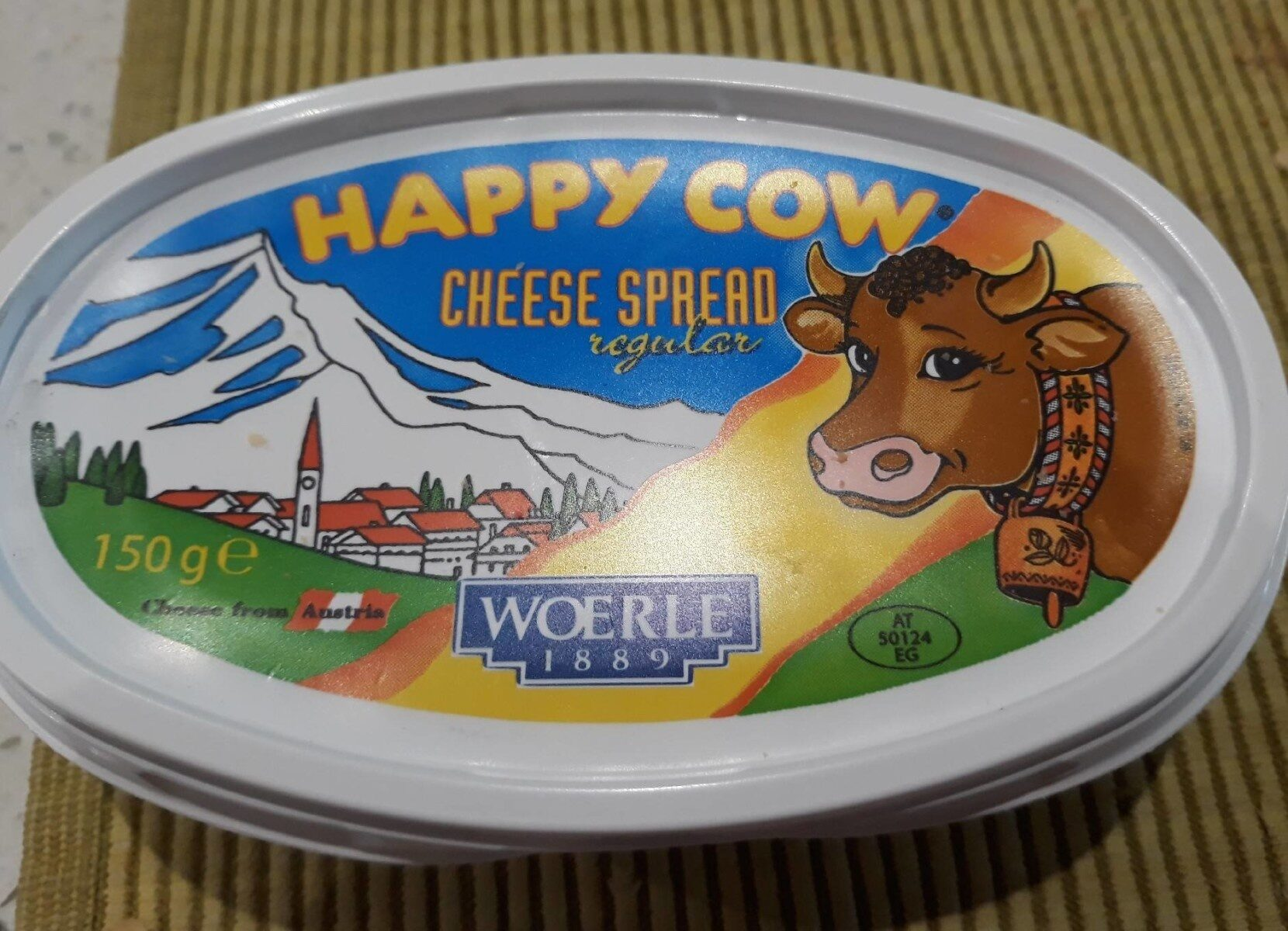 Cheese spread - Product - fr