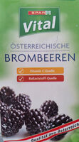 Österreichische Brombeeren - Product