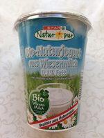 Bio-Naturjogurt aus Wiesenmilch - Product - de