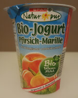 Bio-Jogurt Pfirsich-Marille - Produit - de