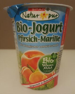 Bio-Jogurt Pfirsich-Marille - Produit