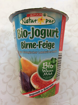 Bio-Jogurt Birne-Feige - Product - de