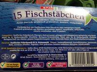 Spar Fischstäbchen, 15 Stk. 450 Pkg - Ingrédients