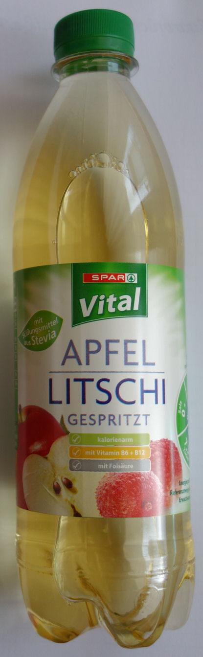 Apfel Litschi gespritzt - Product
