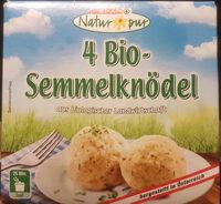 4 Bio-Semmelknödel - Produit