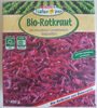 Bio-Rotkraut - Produit