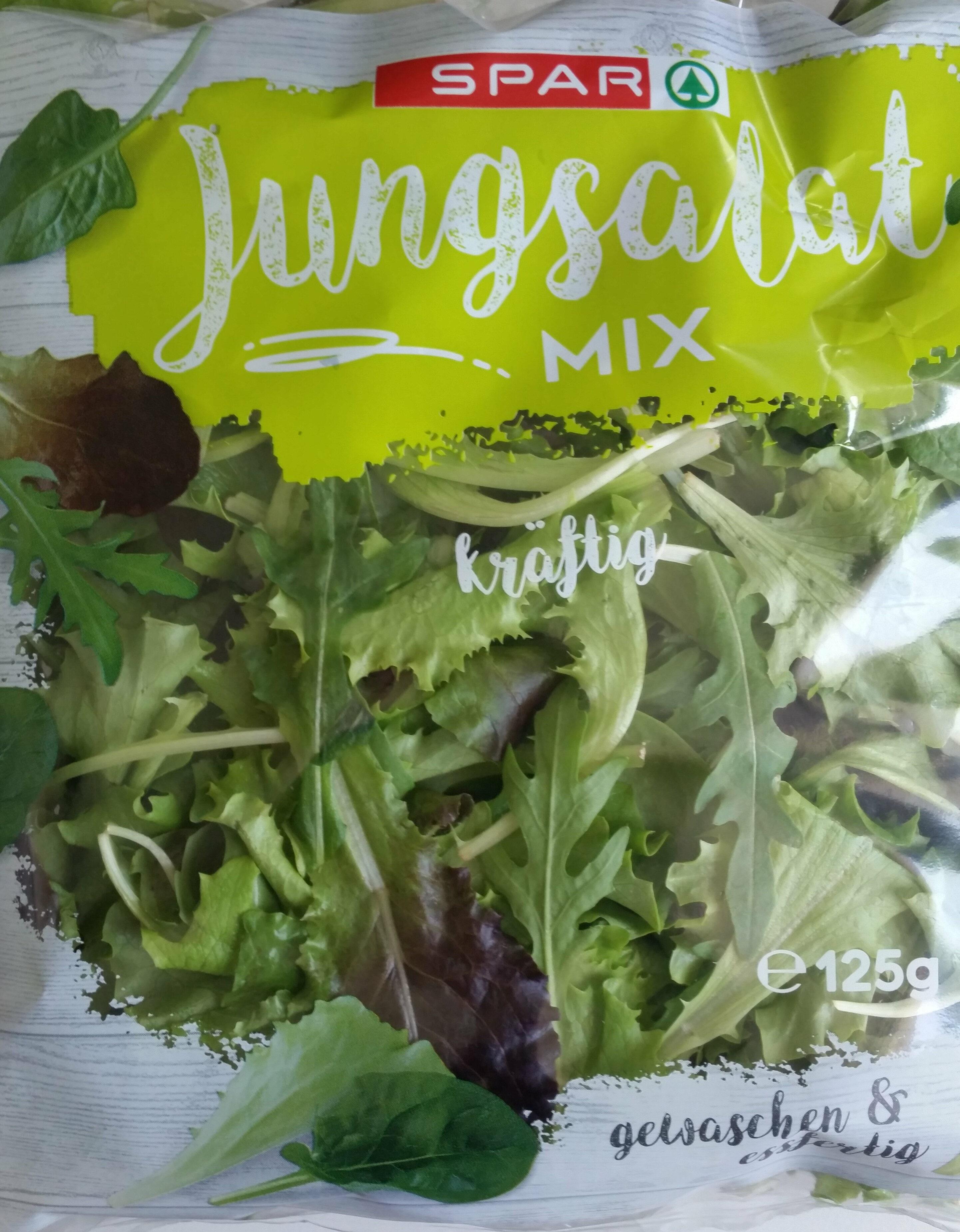 Jungsalat Mix - Product - en