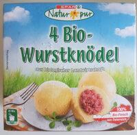 4 Bio-Wurstknödel - Produit - de