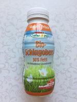 Bio-Schlagobers 36% Fett - Product - de