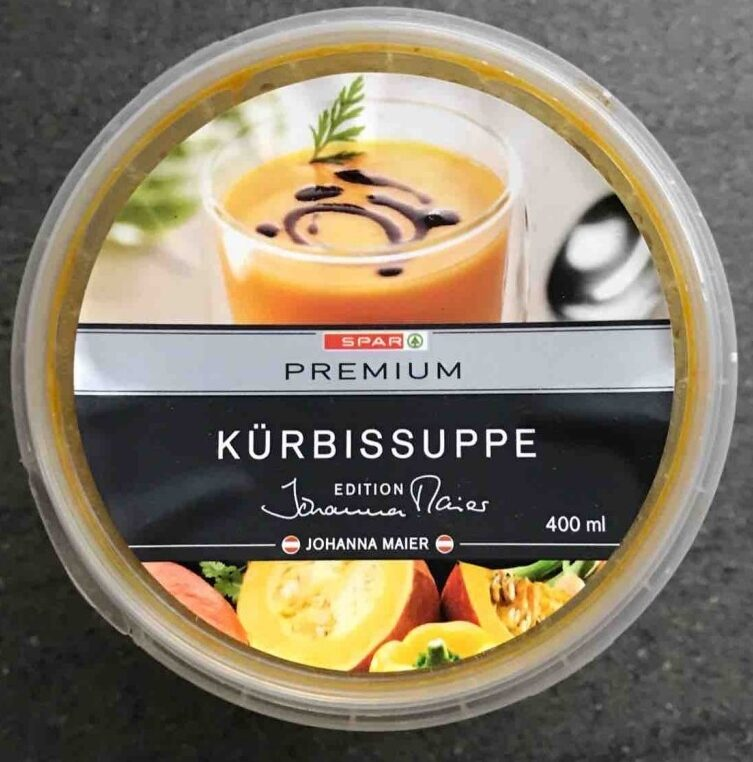 Edition Johanna Maier Kürbissuppe - Produit