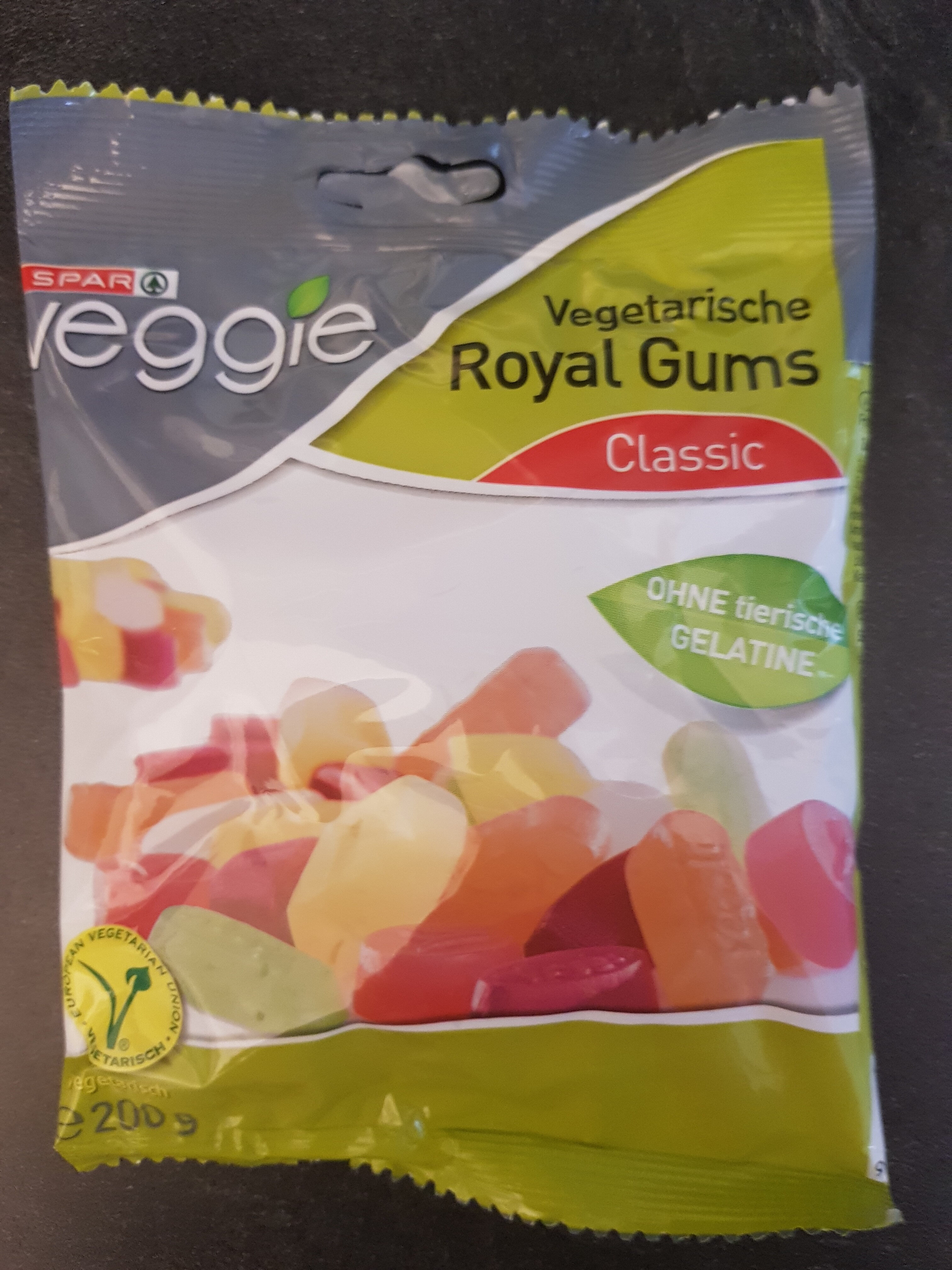Royal Gums - Produit