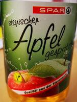 Apfelsaft gespritzt - Product - de