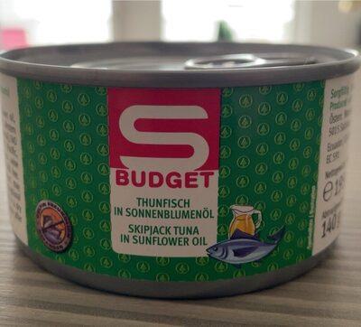 Thunfisch in Sonnenblumenöl - Produkt