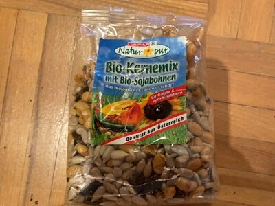 Bio-kernmix mit Bio-sojabohnen - Product - en