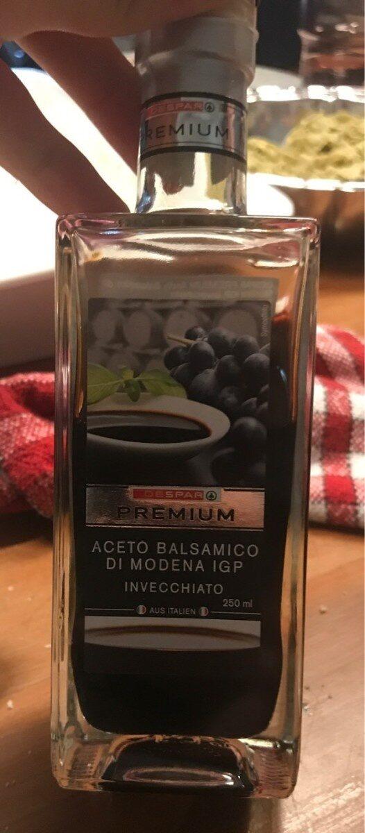 Vinaigre de basalmique - Prodotto - fr