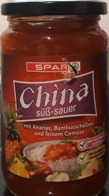 China süß-sauer - Produit - de