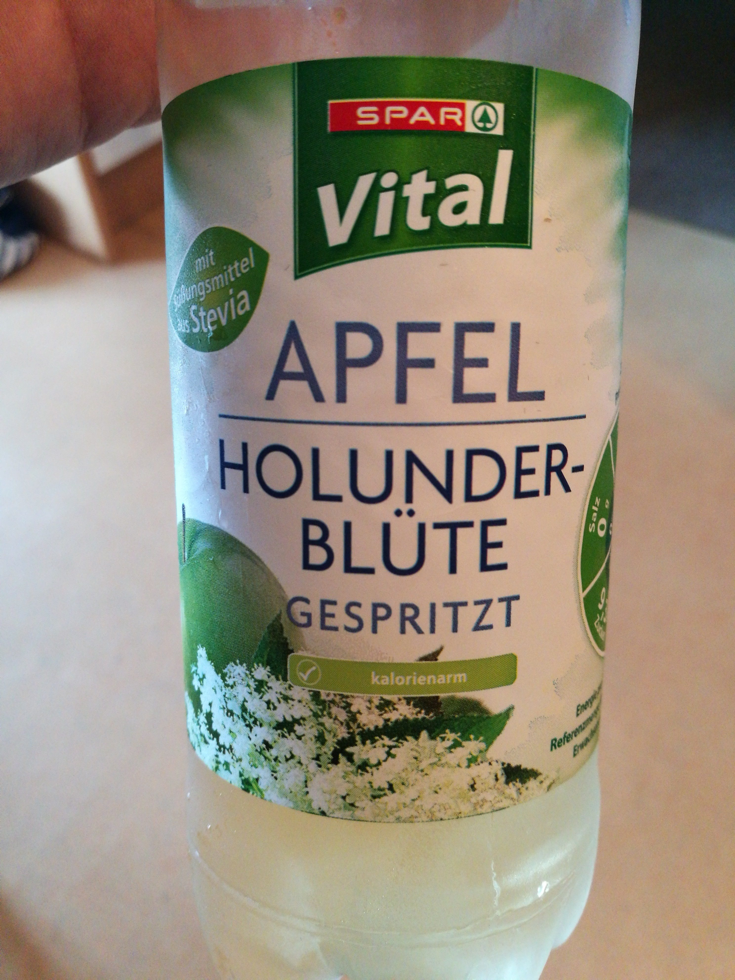 Apfel Holunder-Blüte - Product