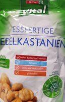 Essfertige Edelkastanien - Prodotto - fr