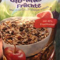 Bio-Müsli Früchte - Produit
