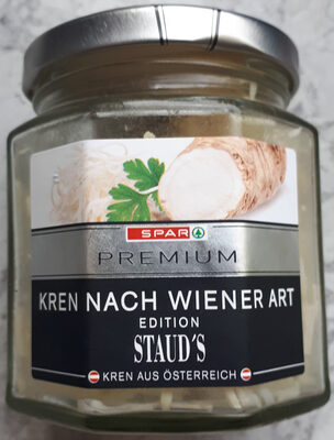 Kren nach Wiener Art - Produit - de