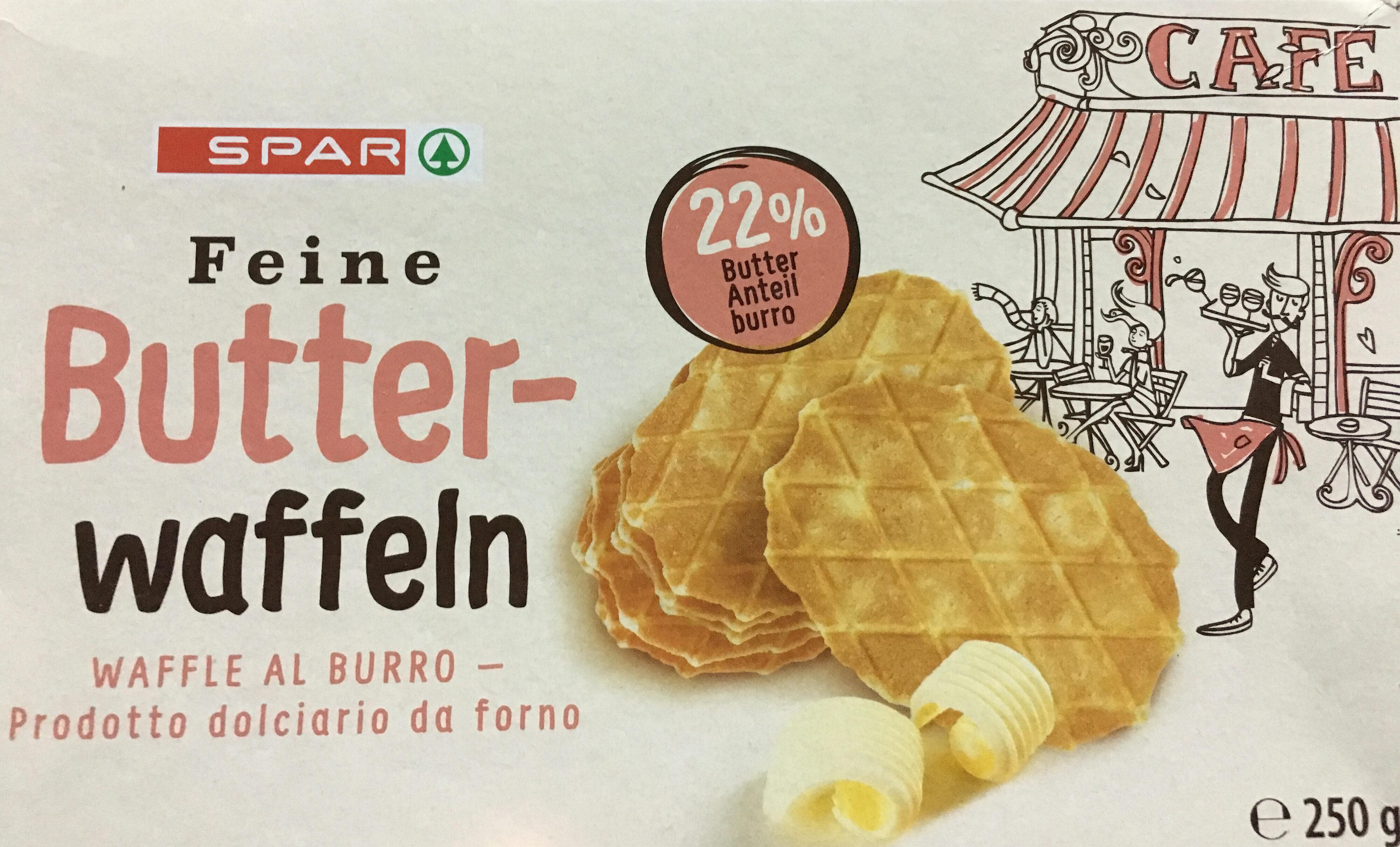 Butter waffeln - Produit - de