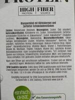 Knuspermüsli Schoko-Kürbis - Ingrédients - de